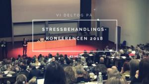 Vi deltog på Stressbehandlerkonferencen på KU i januar 2018